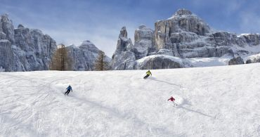 White weeks skiing in Alta Badia